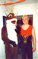 Alex (As the 1970's FLASH 