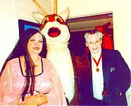 RUDOLPH and THE MUNSTERS 