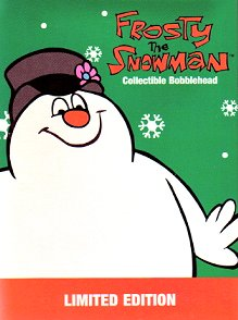 Frosty the Snowman Bobblehead